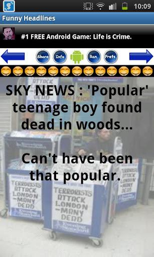 Funniest Ambiguous Headlines