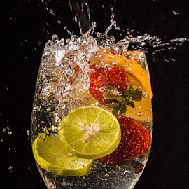 lemon drink by Ricky Jaswal - Food & Drink Alcohol & Drinks