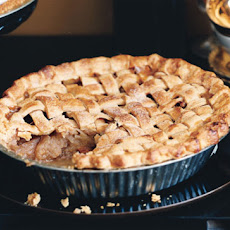 Lattice Apple Pie with Mexican Brown Sugar