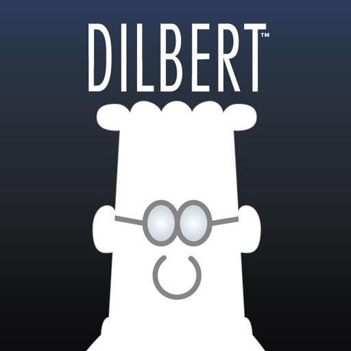 Dilbert Mobile LOGO-APP點子