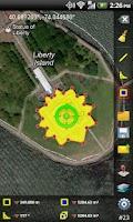 Screenshot of GPS Area Measure Free