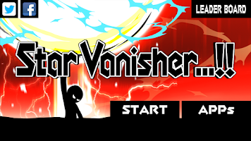 Screenshot of Star Vanisher...!!