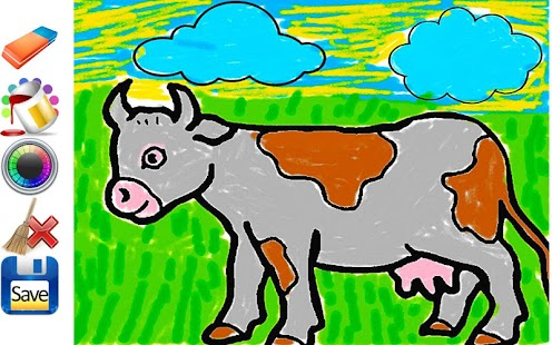 Download Kids Coloring Drawing Sheets APK To PC