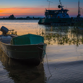 classic by Cornelius D - Transportation Boats