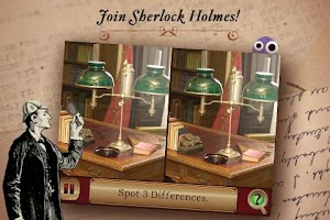 Screenshot of The Game Is Afoot HD