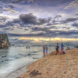 Sawarna by Adi Prakasa - Landscapes Beaches