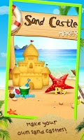Screenshot of Sand Castle Maker