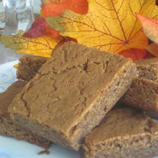 Ginger Molasses Bars Recipes