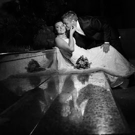 by Ana Tonžetić - Wedding Bride & Groom