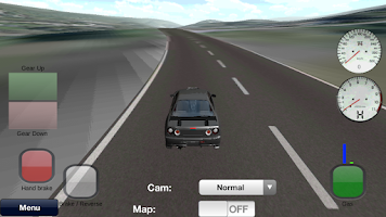 Screenshot of Drift Car Driver - FREE