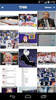 Screenshot of The Hockey Network