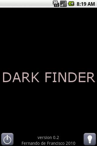 Dark Finder