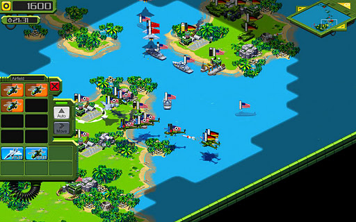 Tropical Stormfront - RTS
