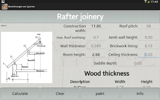 Screenshot of Woodwork