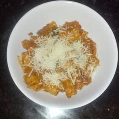 Rigatoni Pasta with Chorizo