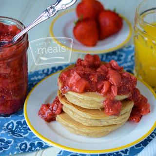 Strawberry Jam Pancakes Recipes