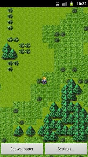 玩個人化App|RPG Live Wallpaper Free免費|APP試玩
