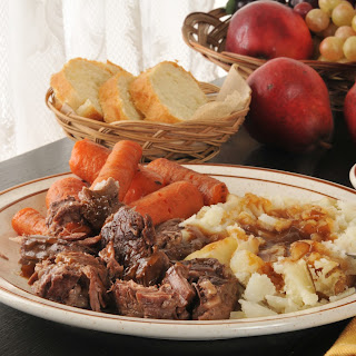 Slow Cooker Yummiest Pot Roast