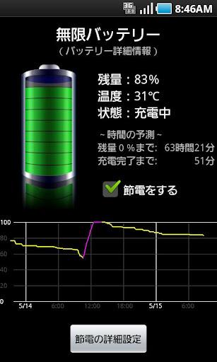 無限バッテリー(体験版)
