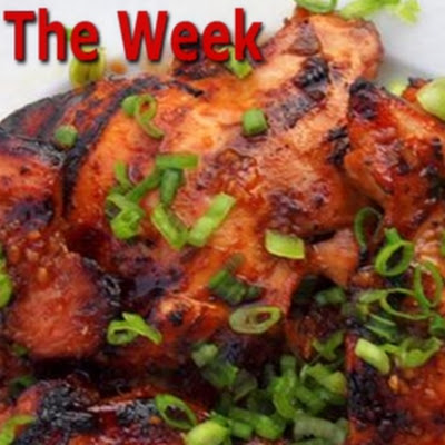 Asian BBQ Chicken