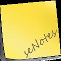 seNotes Plus - notes widget icon
