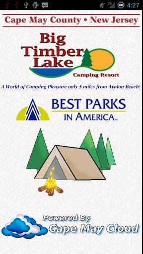 Big Timber Lake