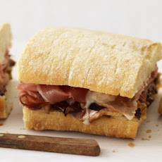 Panini with Taleggio, Radicchio, and Speck Recipe