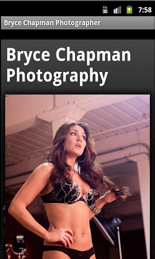 Bryce Chapman Photographer