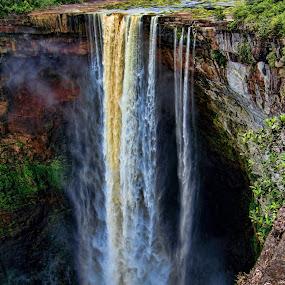 Kaieteur falls - Guyana by Paulus Soegriemsingh - Landscapes Waterscapes (  )