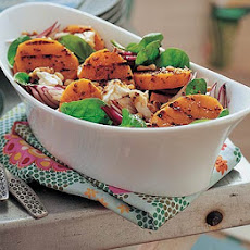 Sweet Potato & Feta Salad