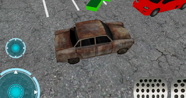 Screenshot of Real Car Parking 3D