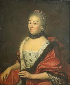 RIJKS: Noël Challe: painting 1764
