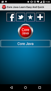 Core Java-LENQ - screenshot