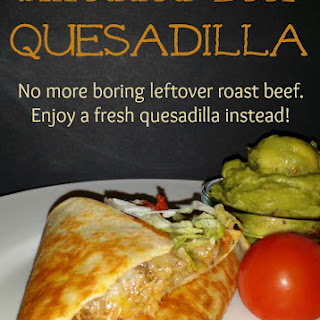 Shredded Beef Quesadilla Recipe with Zeal Kitchen Products
