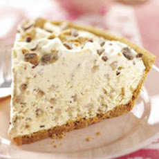Frosty Toffee Bits Pie Recipe