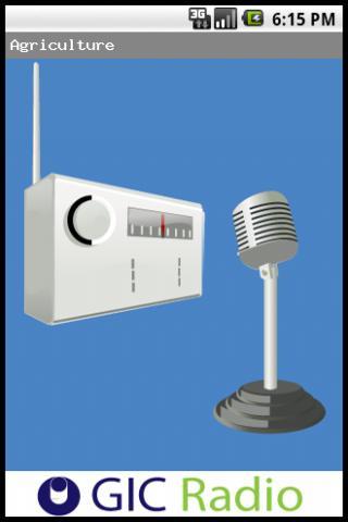 Radio Agriculture