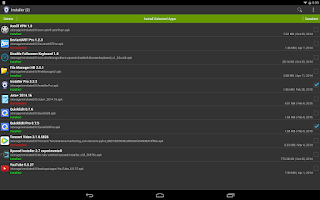 Screenshot of Installer - Install APK