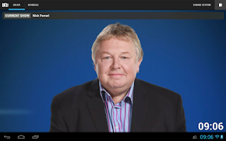 Screenshot of LBC Radio App