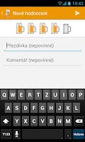 Screenshot of Breweries (CZ/SK)