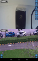 Screenshot of Viewer for Geovision IP cams