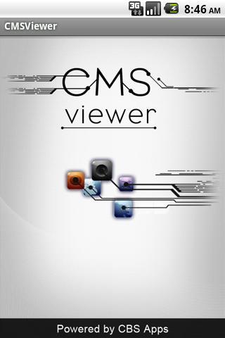 CMS Viewer