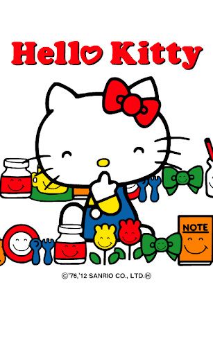 HELLO KITTY LiveWallpaper11