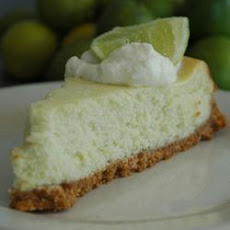 Key Lime Cheesecake II