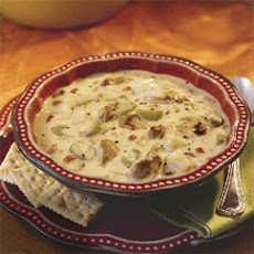 Golden Oyster Stew