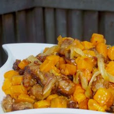 Sweet Potato and Sausage Hash Recipe