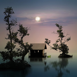 by iD . - Landscapes Waterscapes