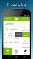 Screenshot of Swift Shopper - Shopping List