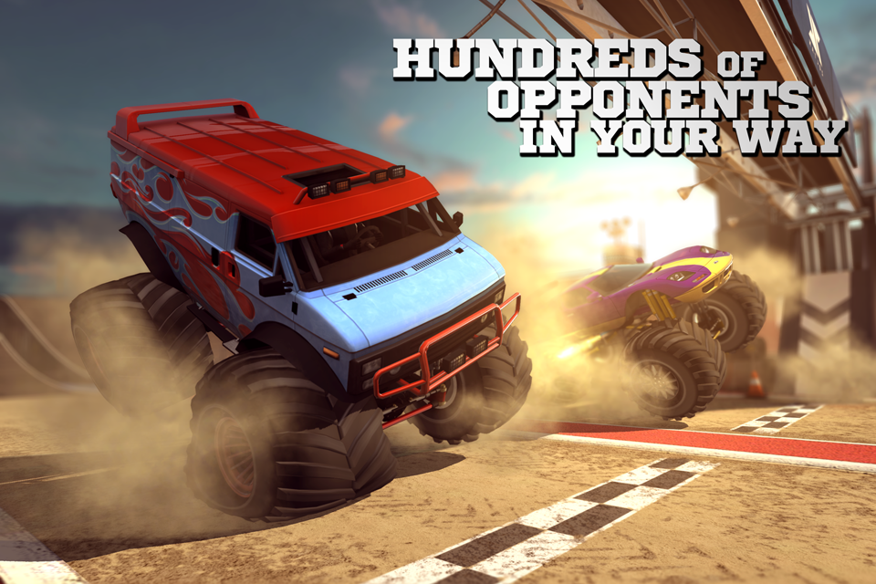 MMX Racing Screenshot 6
