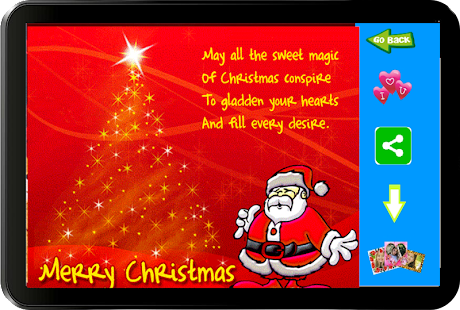 Quick Christmas Cards- screenshot thumbnail