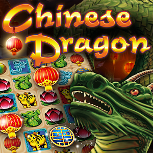 Cover art Chinese Dragon - Match 3 (ger)